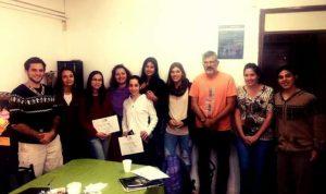 Seminar: 'Re-discovering America' (Argentina)
