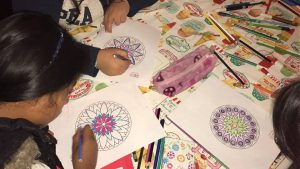 Visita a una Casa Hogar para niñas (Metepec, México)