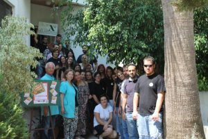 New Acropolis organizes a third blood drive (Nicosia, Cyprus)