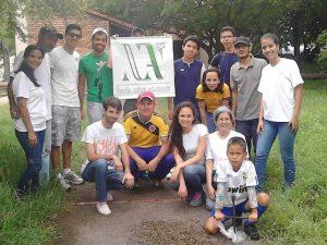 Limpieza de espacios públicos y comunes de nuestra ciudad (Venezuela)