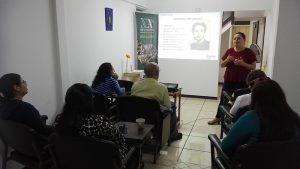 Conferencia sobre las mujeres geniales de la historia (Alajuela, Costa Rica)