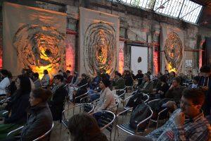 History of Ukrainian intelligentsia performed at the 83d PEN International Congress