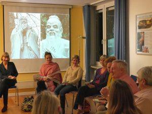 Confucio y Lao Tse en NA Munich