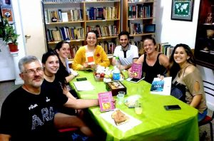 Reading workshop (Cordoba, Argentina)