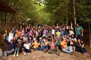 """Voluntariado en el Parque Nacional """"La Tigra"""" (Tegucigalpa, Honduras)"""