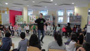 """""""Aprender es divertido"""". Proyecto social para los niños (Viena, Austria)"""