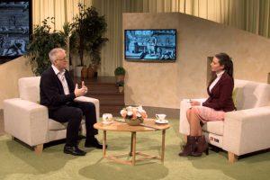 Un programa televisivo entrevista al director de Nueva Acrópolis (Eslovenia)