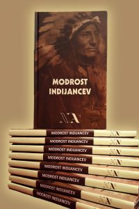 """Publication of a new book """"The Wisdom of American Indians"""" (Slovenia)"""