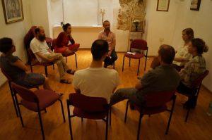 Debates en Jerusalén sobre la historia bíblica (Israel)