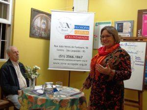 Relaciones humanas y sociedades fraternas (São Leopoldo, RS, Brasil)