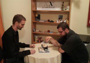"""""""La vida como el juego de ajedrez"""". Conferencia (Szeged, Hungría)"""