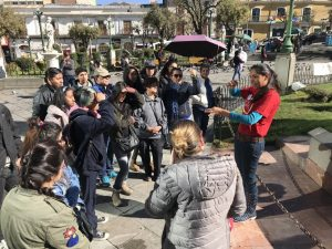 """Tour"" filosófico: ""Descubriendo La Paz"" (La Paz, Bolivia)"