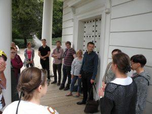 Filosofía en el parque, ¡Conócete a ti mismo! (Varsovia, Polonia)