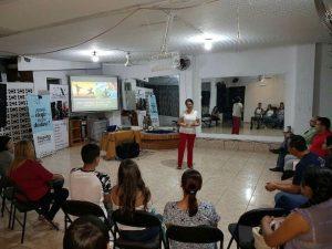 Tai Chi y Chi Kung workshop (San Pedro Sula, Honduras)