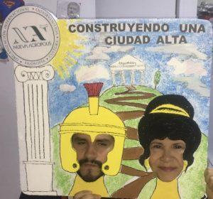 """Velada cultural """"Construyendo una ciudad alta"""" (Panamá)"""