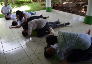 Taller de Primeros auxilios básicos (Nigaragua)