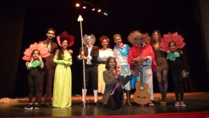 The 'Aeschylus' theater group participates in FEST 2018 (Merida, Venezuela)