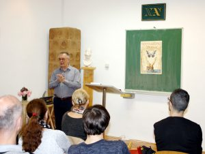 Lecture on Dignity of Man on World Philosophy Day (Zagreb, Croatia)