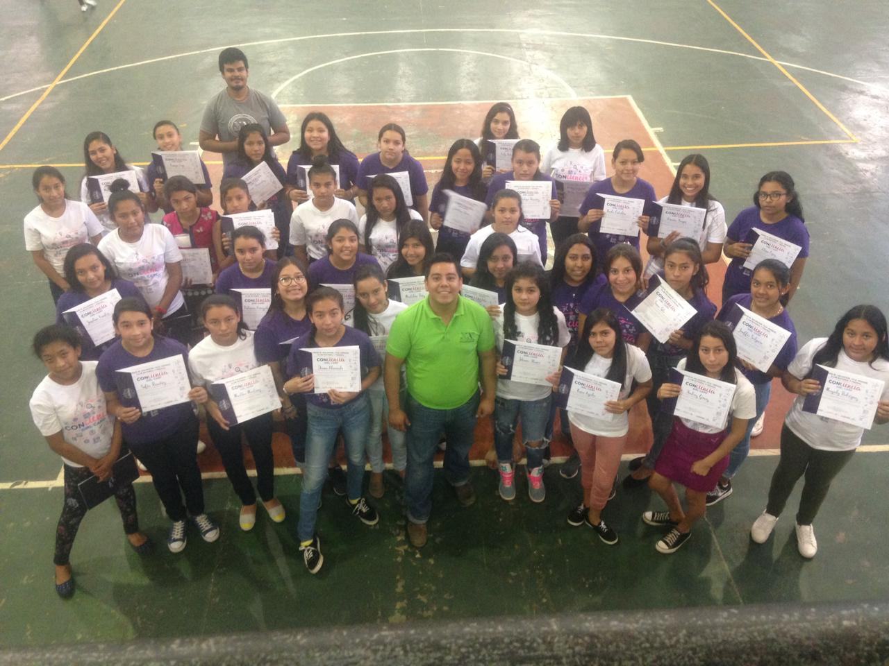 Nueva Acrópolis Santa Tecla - Girl Camp
