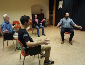 Combat for Harmony! Workshop (Budapest, Hungary)