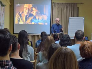 """Viktor Frankl, a search for meaning"" (Sofia, Bulgaria)"