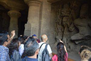 Visita a las grutas de Elephanta (Mumbai, India)