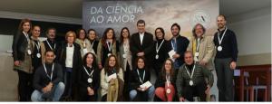 """Presentación del libro: """"De la ciencia del amor"""" (Famalição, Portugal)"""