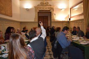 XXII Cata de vinos, con recital de poemas en torno al vino y al amor (Granada, España)