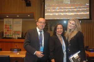 Video of New Acropolis' participation in the Commission for Social Development of the United Nations in New York