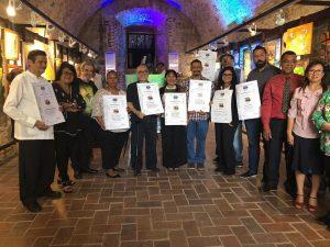 Reconocimiento a Nueva Acrópolis Panamá por la promoción de la cultura y el arte en el país