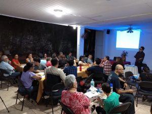 Interactive event on 'the Quixote ideal' (San Pedro Sula, Honduras)
