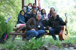 The poetry of the forest – a poetical and musical walk in the Bishop's Forest (Győr, Hungary)