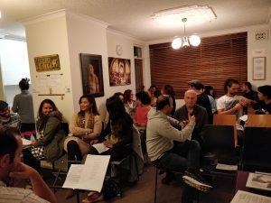 Un diálogo con Rumi (Australia)