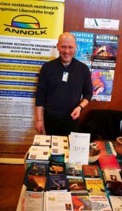 "The ""Health and esotericism"" fair (Liberec, Czech Republic)"