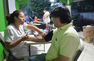 Jornada de donación de sangre (Nicaragua)