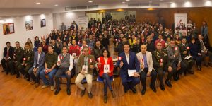 "Book launching ""In the Name of the Homeland"" (Peru)"