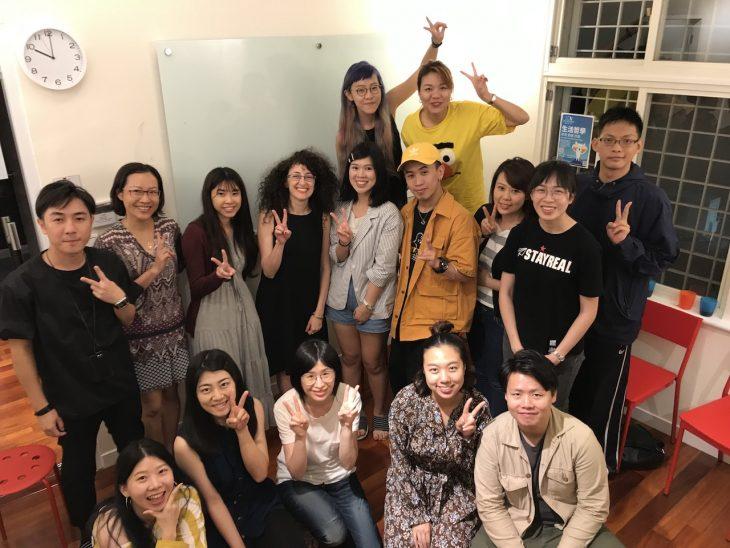 Philosophy activity Taiwan