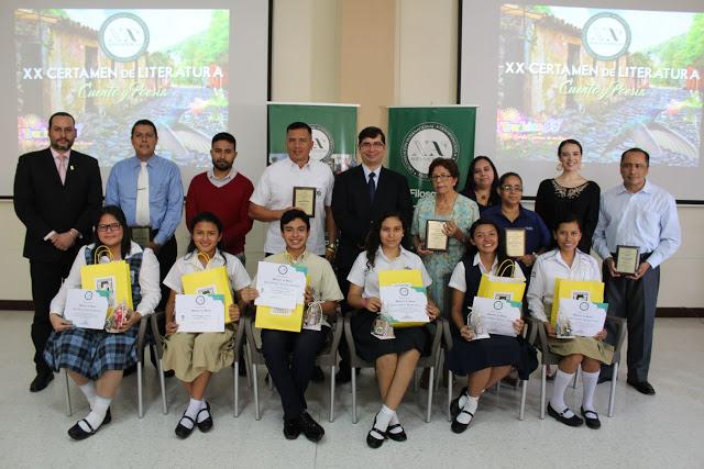 Nueva-Acropolis-Santa-Ana-premiacion-certamen-de-literatura-2019-becas-universitarias