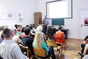 "Lecture: ""Native American Ecology"" (Zagreb, Croatia)"