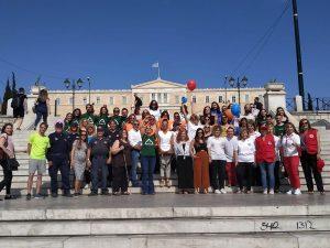 Athens: We Vote for Volunteerism! (Greece)