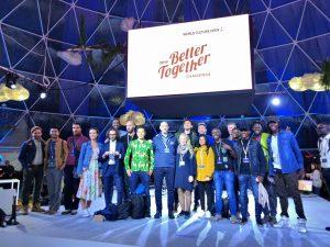 """""""¡Mejor Juntos. Reto 2019""""  (Corea del Sur)"""
