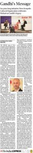 New Acropolis Features in the Indian Express (Mumbai, India)