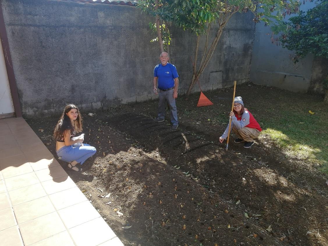 Desarrollo de Huerta Urbana