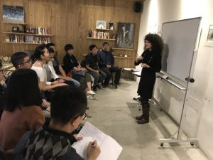 What things do really belong to us…? Philosophy workshop (Taipei, Taiwan)