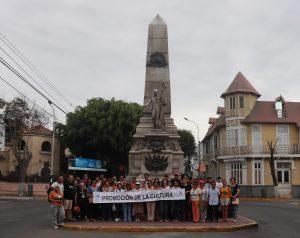 En contacto con la cultura (Perú)