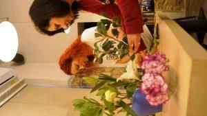 Ikebana workshop in Athens