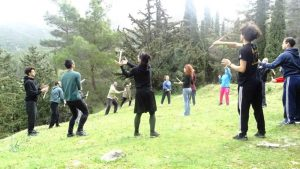 Attica: Practical philosophy outdoors!