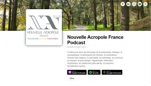 New Acropolis Podcasts (France)