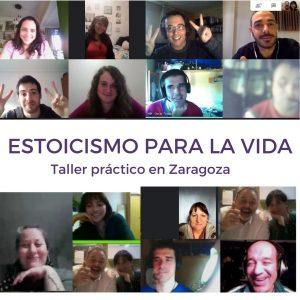 Taller práctico: Estoicismo para la vida (Zaragoza, España)