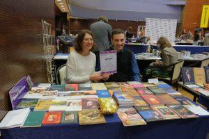 Nueva Acrópolis participó en la Feria del Libro anual de los Urales del Sur (Chelyabinsk, Rusia)